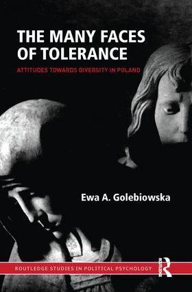 The Many Faces of Tolerance: Attitudes toward Diversity in Poland book cover