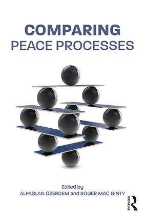 Comparing Peace Processes book cover