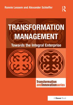 Transformation Management: Towards the Integral Enterprise book cover