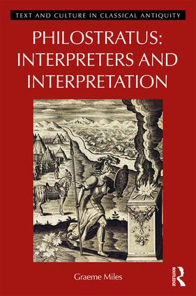 Philostratus: Interpreters and Interpretation book cover