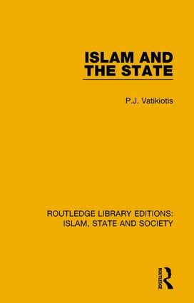 Islam and the State book cover