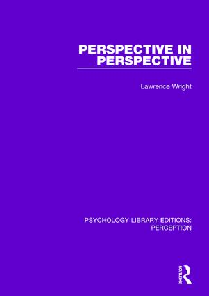 Perspective in Perspective: 1st Edition (Paperback) book cover