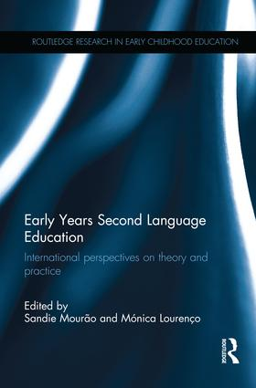 Early Years Second Language Education: International perspectives on theory and practice book cover