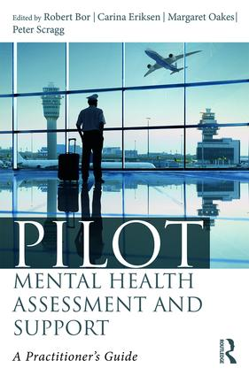 Pilot Mental Health Assessment and Support: A practitioner's guide, 1st Edition (Hardback) book cover