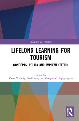Lifelong Learning for Tourism: Concepts, Policy and Implementation book cover