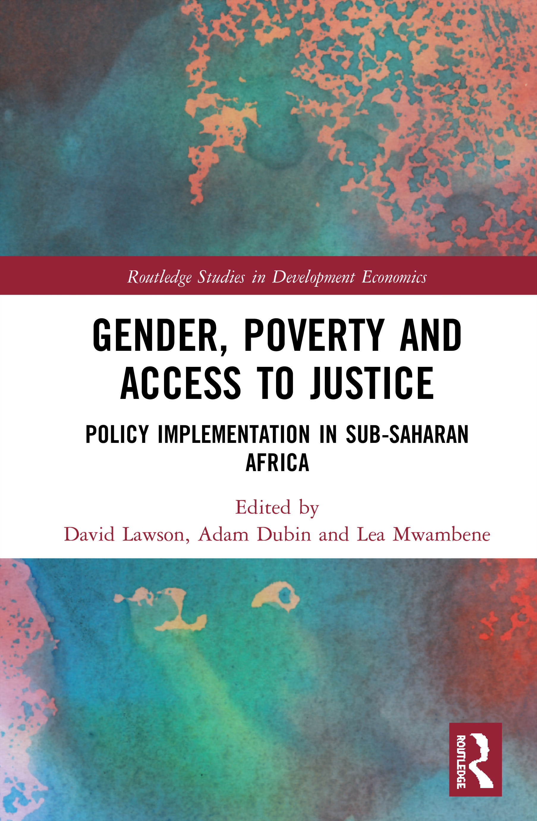 Gender, Poverty and Access to Justice: Policy Implementation in Sub-Saharan Africa book cover
