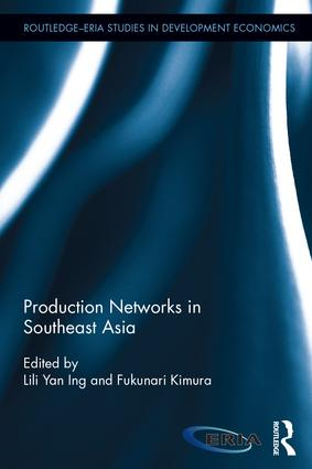 Production Networks in Southeast Asia book cover