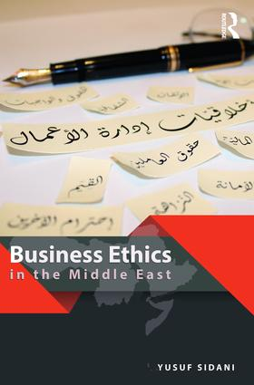 Business Ethics in the Middle East book cover