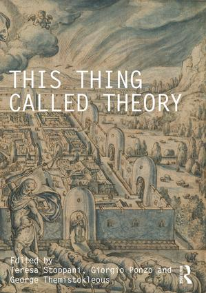 This Thing Called Theory book cover