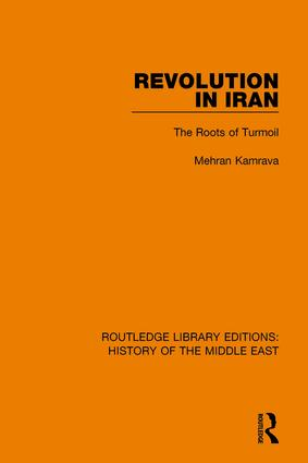 Revolution in Iran: The Roots of Turmoil book cover