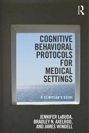 Cognitive Behavior Treatment Protocols for Medical Settings: A Clinician's Guide book cover