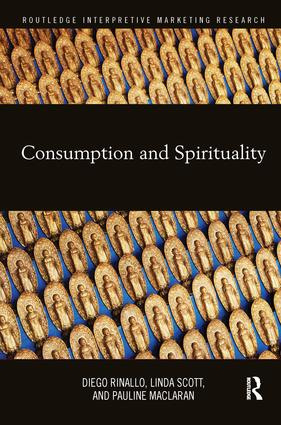 Consumption and Spirituality book cover