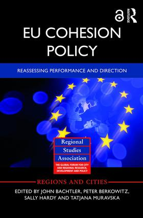 EU Cohesion Policy (Open Access): Reassessing performance and direction (Hardback) book cover