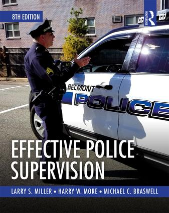 Effective Police Supervision (Paperback) book cover