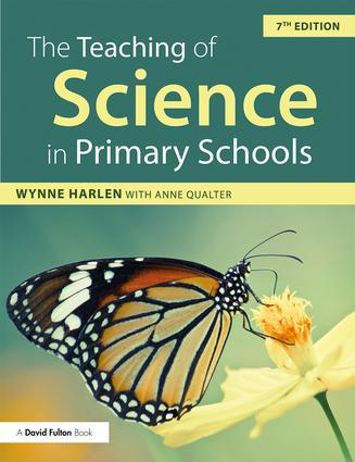 The Teaching of Science in Primary Schools book cover