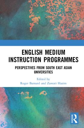 English Medium Instruction Programmes: Perspectives from South East Asian Universities book cover