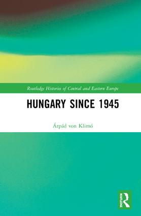 Hungary since 1945 book cover