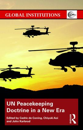 UN Peacekeeping Doctrine in a New Era: Adapting to Stabilisation, Protection and New Threats book cover