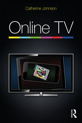 Online TV: 1st Edition (Paperback) book cover
