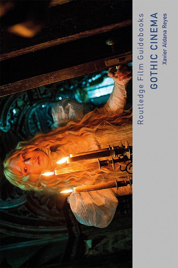 Gothic Cinema: 1st Edition (Hardback) book cover