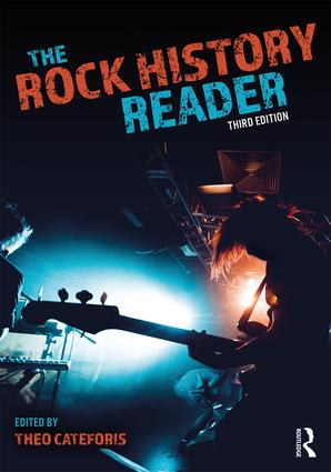 The Rock History Reader book cover
