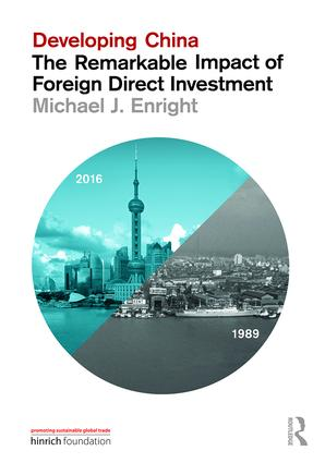 Developing China: The Remarkable Impact of Foreign Direct Investment (Paperback) book cover