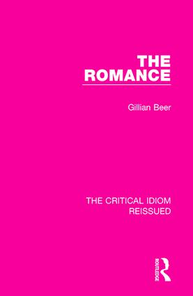 The Romance book cover