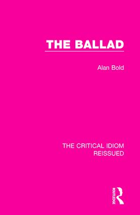 The Ballad book cover