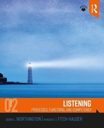 Listening: Processes, Functions, and Competency book cover