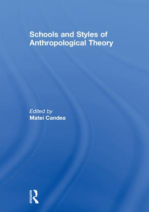 The Frankfurt School, critical theory and anthropology