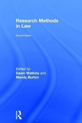 Critical legal 'method' as attitude