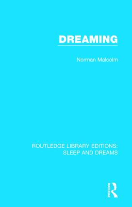 Dreaming (e-Book) book cover