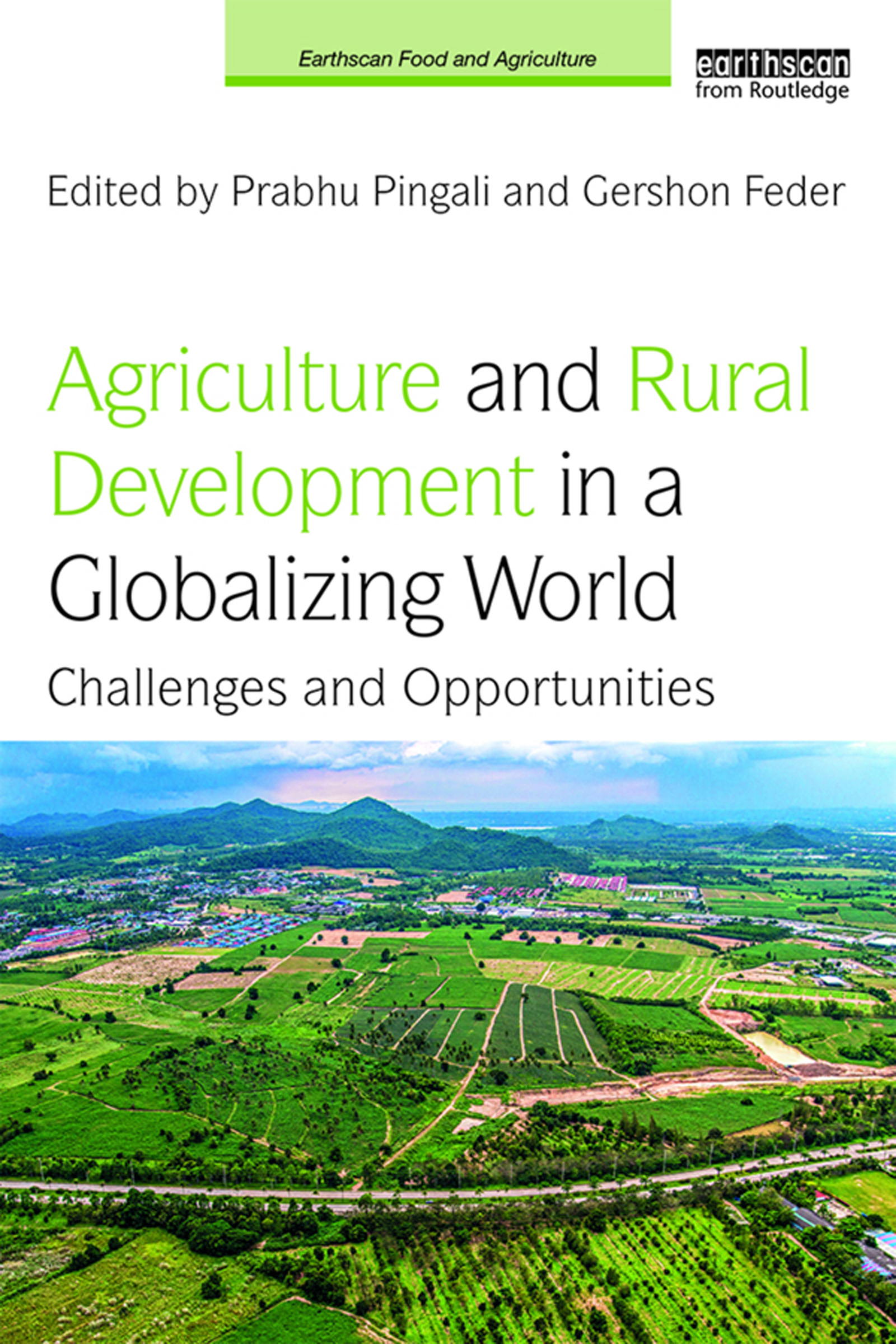 Agriculture and Rural Development in a Globalizing World: Challenges and Opportunities (Paperback) book cover