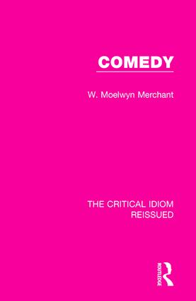 Comedy book cover
