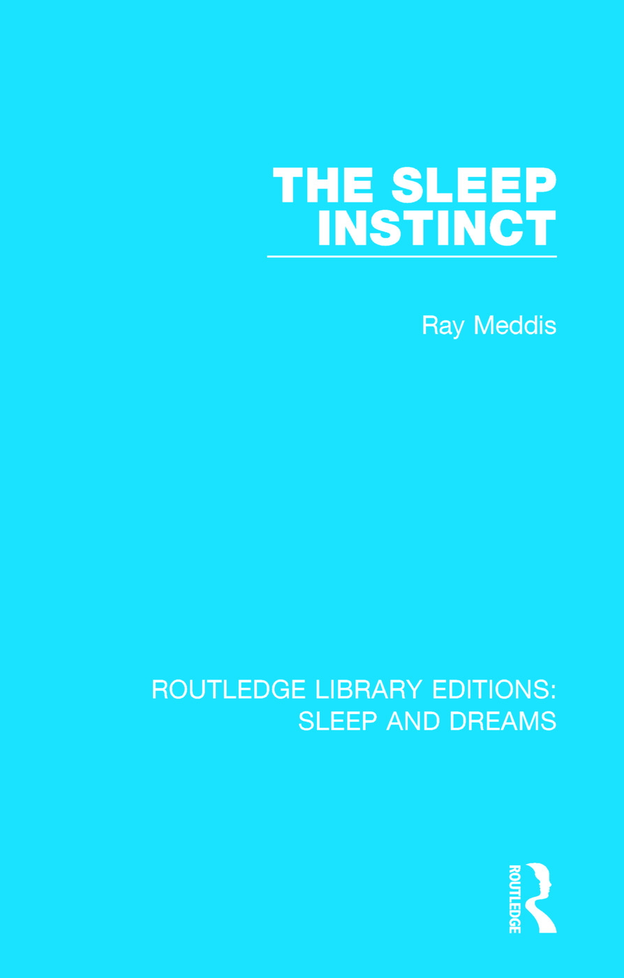 The Sleep Instinct book cover