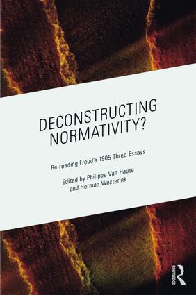 deconstructing normativity re reading freud s three essays  deconstructing normativity re reading freud s 1905 three essays