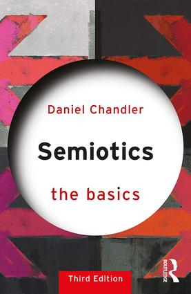 Semiotics: The Basics book cover