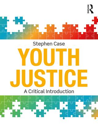 Youth Justice: A Critical Introduction book cover