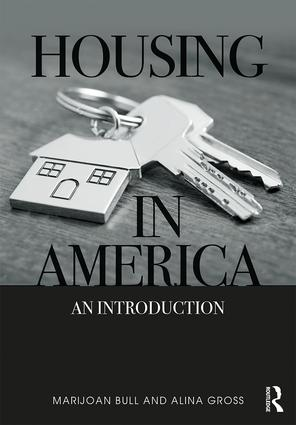 Housing in America: An Introduction (Paperback) book cover