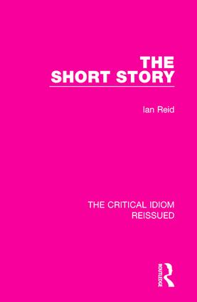 The Short Story: 1st Edition (Paperback) book cover