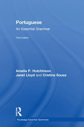 Portuguese: An Essential Grammar book cover