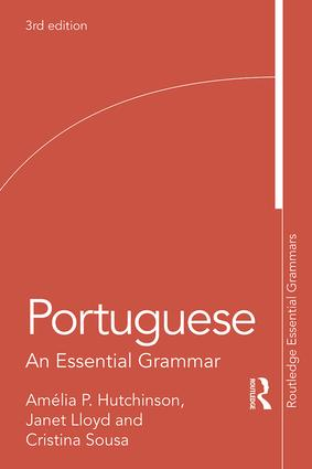 Portuguese: An Essential Grammar book cover