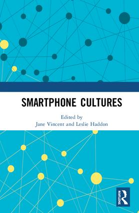 Smartphone Cultures (Hardback) book cover