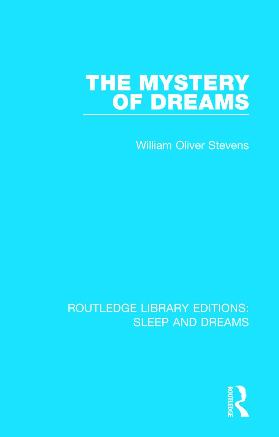 The Mystery of Dreams book cover