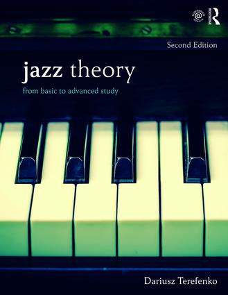 Jazz Theory: From Basic to Advanced Study, 2nd Edition (Paperback) book cover