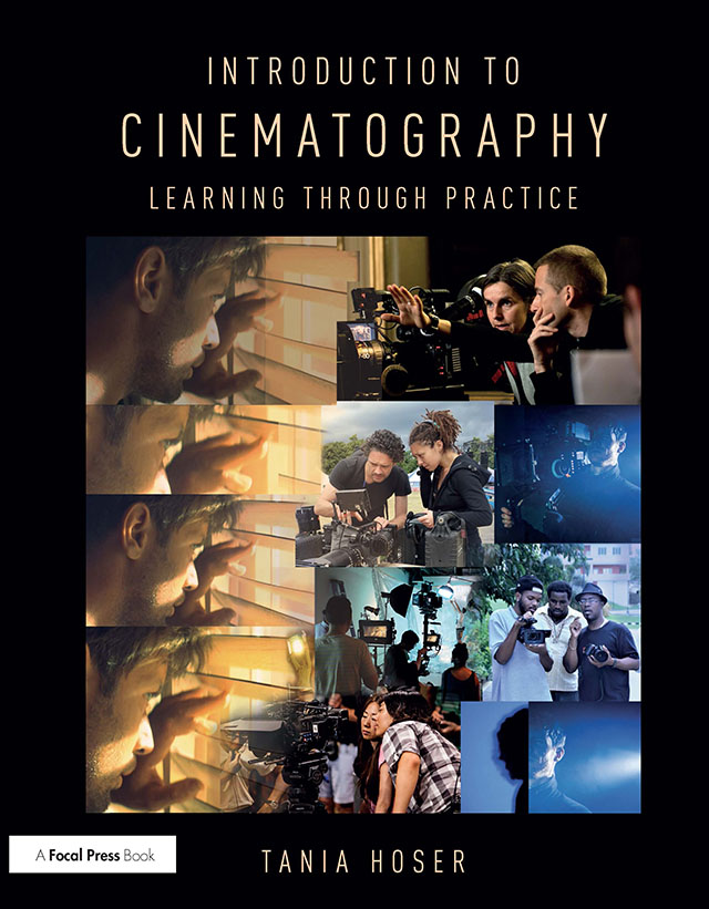 Introduction to Cinematography: Learning Through Practice book cover