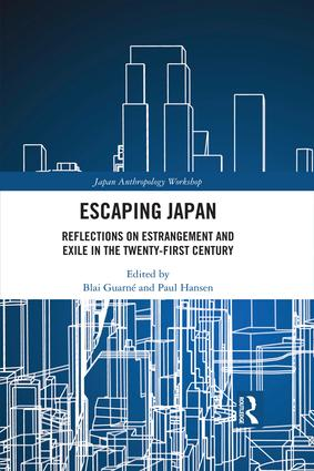Escaping Japan: Reflections on Estrangement and Exile in the Twenty-First Century book cover
