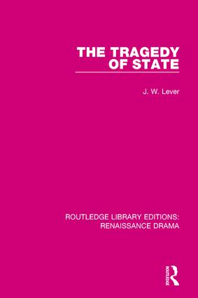 The Tragedy of State book cover