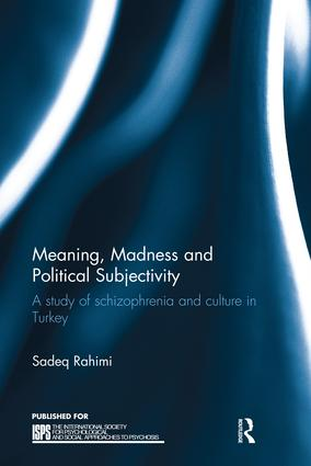 Meaning, Madness and Political Subjectivity: A study of schizophrenia and culture in Turkey book cover