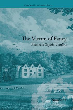 The Victim of Fancy: by Elizabeth Sophia Tomlins book cover